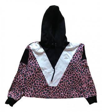 VIVETTA Pink Cotton Knitwear