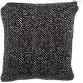 ICB Herringbone Knit Clutch
