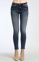 Mavi Jeans Alissa Super Skinny In Ink Marine Tribeca