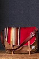 Will Leather Goods La Manta Messenger Bag in Olive
