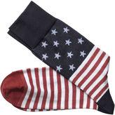 Johnston & Murphy Flag Socks
