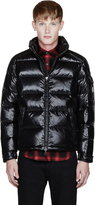 Moncler Black Quilted Down Maya Jacket