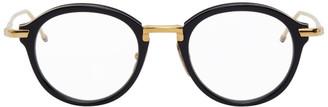 Thom Browne Navy TB011 Glasses