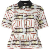 I'M Isola Marras printed shortsleeved shirt