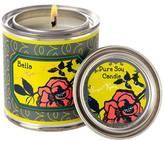 Tin Candle Bella
