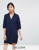 Whistles Lola Shirt Exclusive Dress