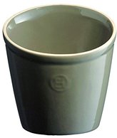 Emile Henry eh950218 Utensil Jar Ceramic Pebble 14x14x16 cm
