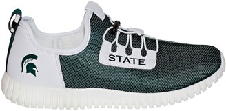 Youth Michigan State Spartans KLJ1 LUMN8 Light-up Sneakers