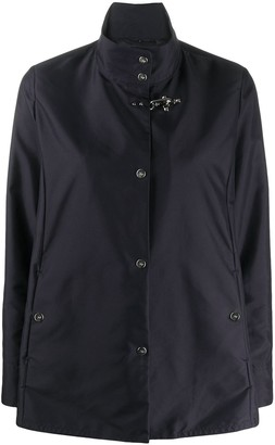 Fay Button-Up Jacket