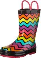 Western Chief Funny Stripe Rain Boots