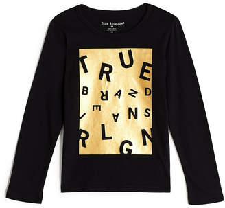 True Religion BOYS TRUE SCRAMBLE TEE