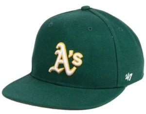'47 Boys' Oakland Athletics Basic Snapback Cap