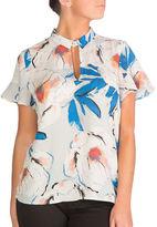 Guess Alba Floral-Printed Shirt