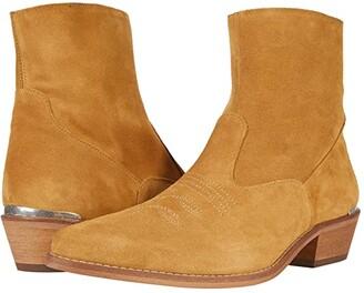 Shoe The Bear Enzo S Metal EMB (Camel) Men's Shoes