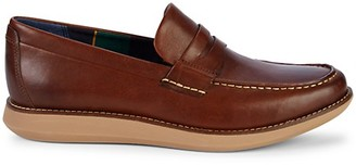 Sperry Kennedy Leather Penny Loafers