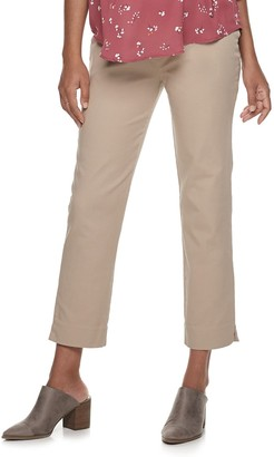 A Glow Maternity a:glow Straight Leg Career Pants