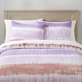 Pottery Barn Teen Summer Sands Tie Dye Duvet Cover