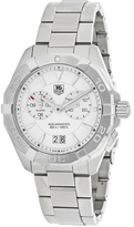 Tag Heuer Aquaracer WAY111Y.BA0928 Men's Stainless Steel Chronograph Watch