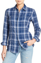 Hudson Britt Plaid Shirt