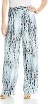 Jessica Simpson Women's Kegan Soft Printed Pant