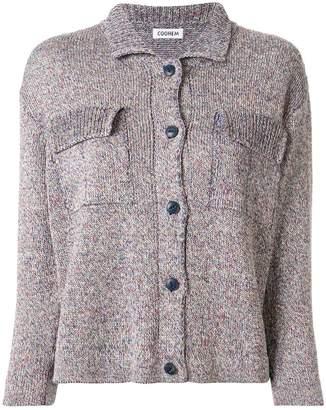Coohem knitted long sleeve shirt