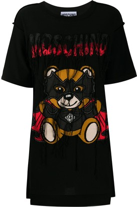 Moschino Bat Teddy Bear T-shirt