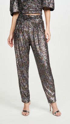 IORANE Confeti Sequin Trousers