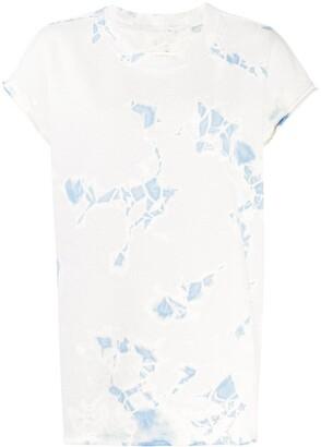 Raquel Allegra abstract print T-shirt