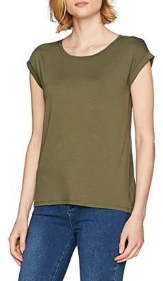 S'Oliver BLACK LABEL Women's 11.806.32.3185 T - Shirt,(Manufacturer Size: 36)