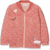 Name It Baby Girls' Nitgekke Swe Card F Nb Sweatshirt
