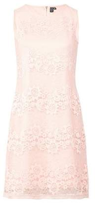Dorothy Perkins Womens *Izabel London Pink Lace Bodycon Dress, Pink