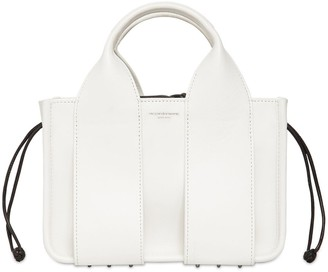 Alexander Wang SMALL ROCCO LEATHER TOTE BAG
