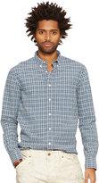 Ralph Lauren Plaid Cotton Oxford Shirt