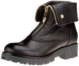 Marc Cain Women's Hb Sb.17 L02 Chelsea Boots black Size: