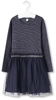 Esprit Glittery dress in jersey and tulle