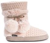 Muk Luks Women's Delanie Boot Slipper