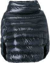 Herno padded split sleeve jacket