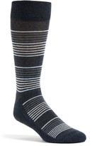 Nordstrom Men's Fine Stripe Socks