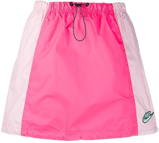 Nike Icon Clash drawstring skirt