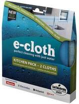 E-cloth E Cloth Kitchen Pack 32x32cm & 40x50cm