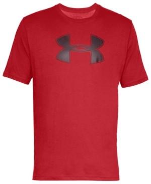Under Armour Men's Big-Logo T-Shirt