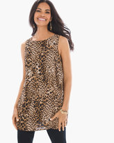 Chico's Leopard Statement Tank