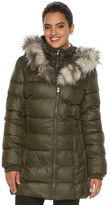 Apt. 9 Women's Hooded Puffer Jacket