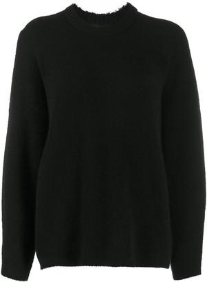 3.1 Phillip Lim Ls Crew Neck Sweater