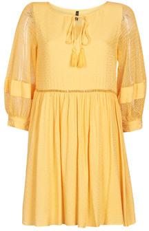 Smash Wear PORTIS women's Dress in Yellow