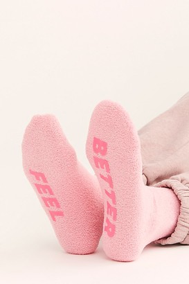 ban.do Feel Better Cozy Grip Socks