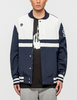 Undefeated Mitchell Warm Up Jacket