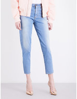 Fiorucci The Taylor tapered high-rise jeans