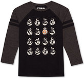 Star Wars Graphic-Print Shirt, Big Boys (8-20)
