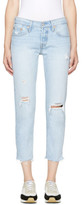 Levi's Levis Blue 501 Taper Jeans